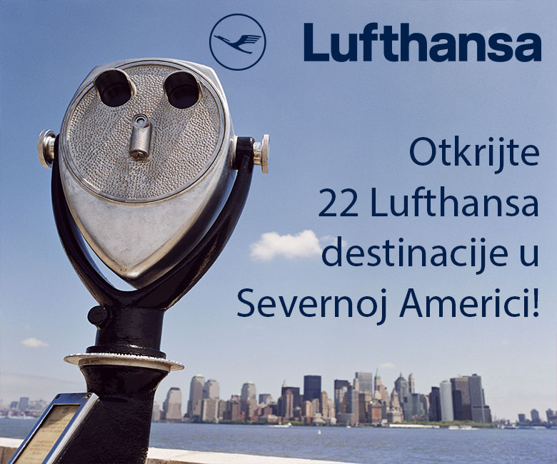 Lufthansa Destination: USA, New York
